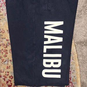 Brandy Melville Malibu sweatpants